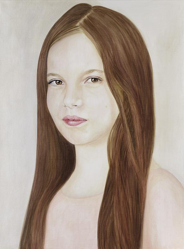 June - Marleen Maria ten Have – Amsterdam - Schilderijen, paintings, portretten, portraits