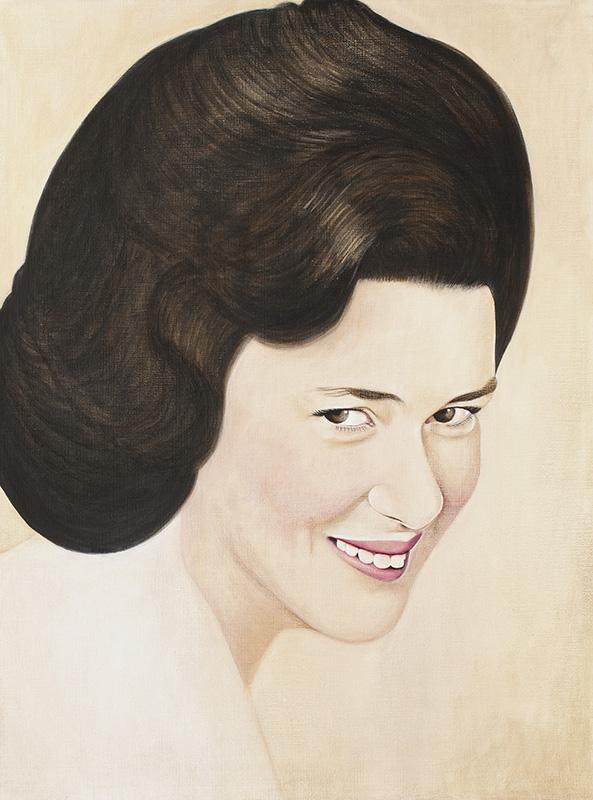 Letta ten Have 2014 - Marleen Maria ten Have – Amsterdam - Schilderijen, paintings, portretten, portraits