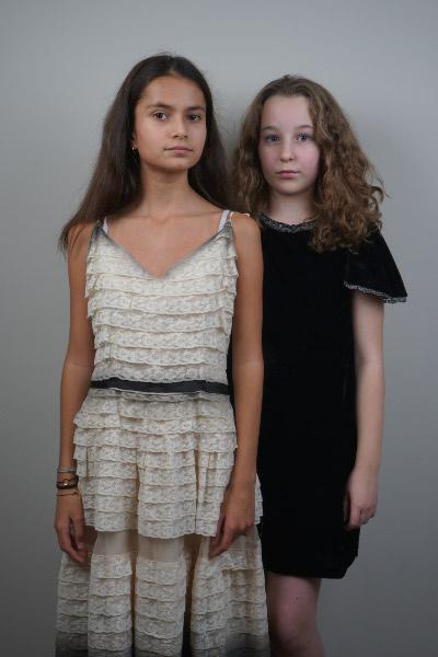Marley & Leah - Marleen Maria ten Have – Amsterdam - Schilderijen, paintings, portretten, portraits